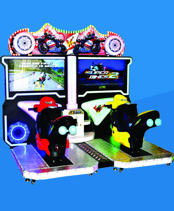 Hg Games – A Manufacturer Of Amusement Games Kiddy Rides